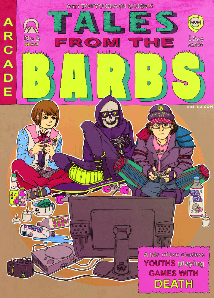 Let It Die - TALES FROM THE BARBS / 2017